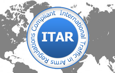 US Department of Defence ITAR